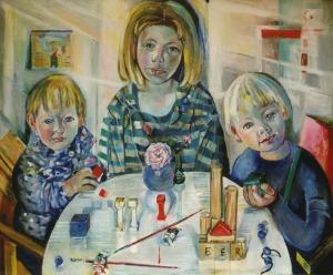 147-1990-portret-schilderij-Elisabeth-Bep-Rietveld-NIC
