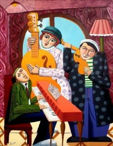 Concierto piano cuerda