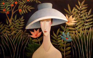 Flores y sombreo Danny Mcbride