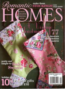 revista calcetines flores