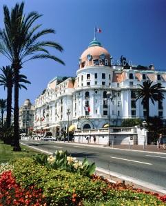France, Côte d'Azur, Nice: Hotel Negresco | Frankreich, Côte d'Azur, Nizza: Hotel Negresco
