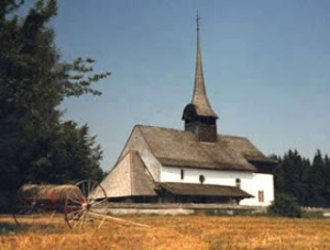 suiza iglesia