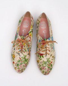zapatos flores pinterest