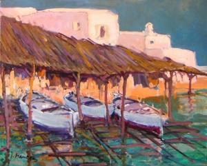 ARTISTIC CANVAS MALLORCA