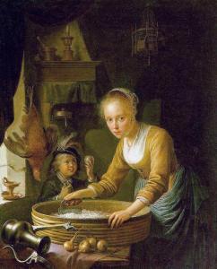 gerrit-dou-girl-chopping-onions