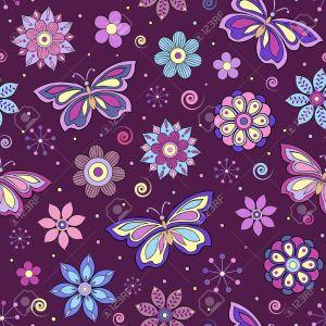15244077-patr-n-sin-fisuras-con-flores-de-colores-abstractos-y-mariposas-foto-de-archivo