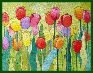 cascara-de-huevo-tulipanes