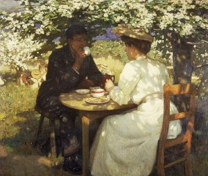 e2-harold-knight-english-painter-1874-1961-in-the-spring