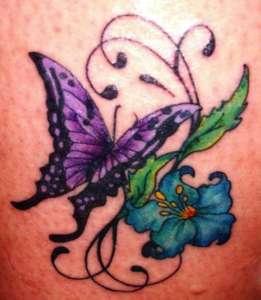 mariposa-y-flores-de-colores