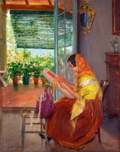 mujer-haciendo-bolillos
