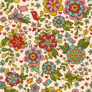 vintage-floral-seamless-pattern
