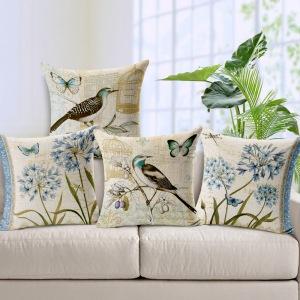 aves-birdcage-mariposa-floral-fundas-de-cojines-cojines-fundas-azul-serie-de-casos-almohadas-45x45-cm