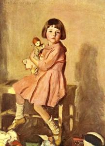 harrington-mann-una-chica-abraza-a-su-munieca-pintores-y-pinturas-juan-carlos-boveri