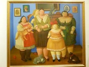 las-hermanas-2005-oleo-sobre-tela