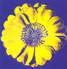 warhol-flor
