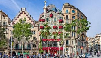 Casa Museo Gaudi.Casas Museo I Casa Museo Gaudi Barcelona En Un Dia